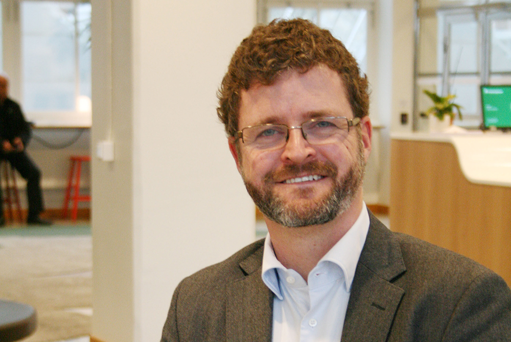 Carl Höckerfelt, försäkringsmedicinsk koordinator på Försäkringskassan.