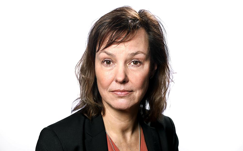 Anna Nergårdh, regeringens särskilda utredare för primärvården. Foto: Sören Andersson / Regeringskansliet