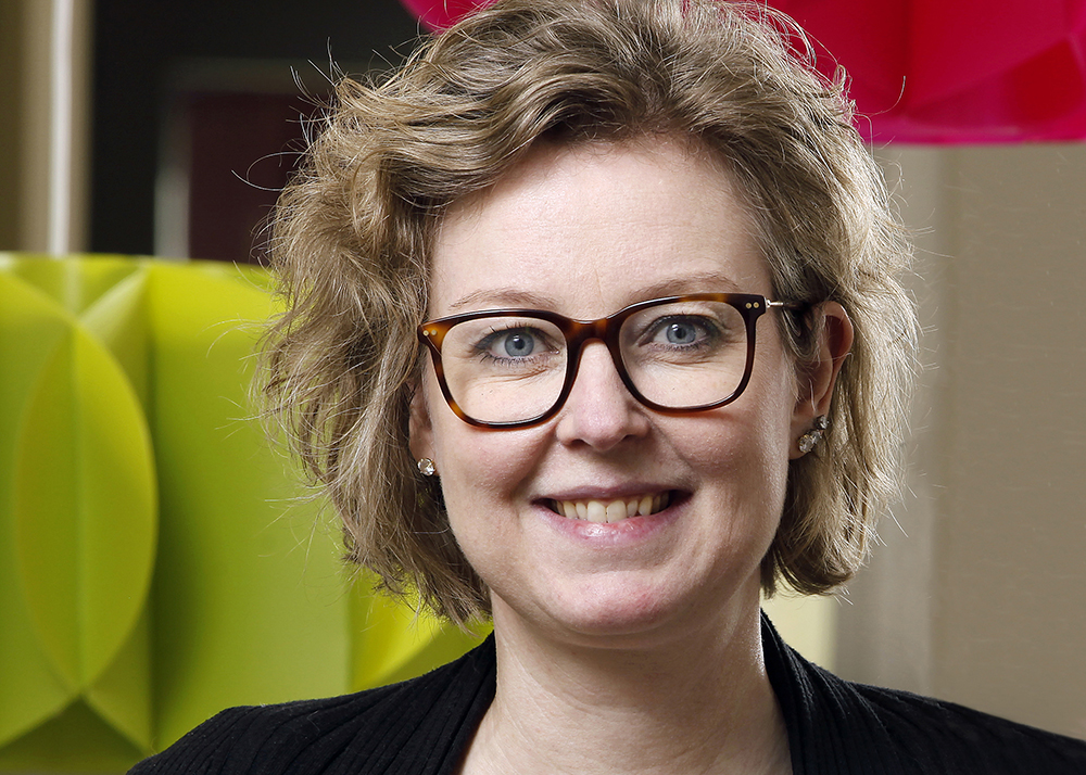 Cecilia Gadd, konsultchef på Pelmatic. Foto: Jörgen Ragnarson