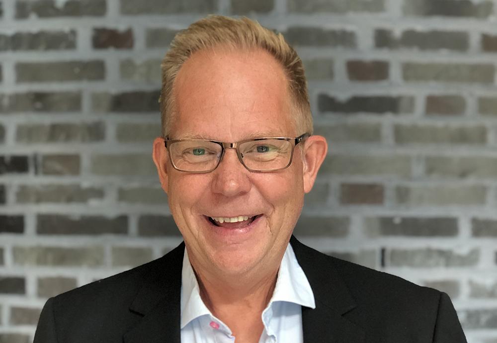 Ola Björgell, regionöverläkare i Region Skåne och kongresspresident för FSL. Foto: Nicole Gustavsson