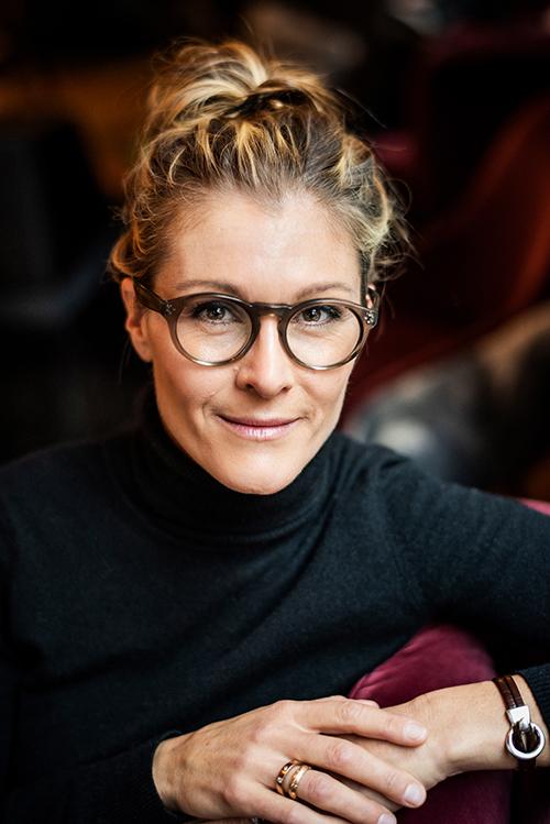Överläkaren och forskaren Lotta Borg Skoglund anser att mer forskning bör göras på flickor med ADHD. Foto: Eva Lindblad