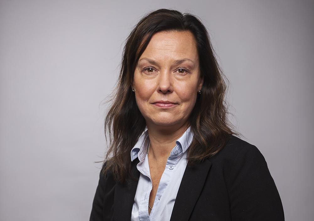 """Anna Nergårdh, disputerad hjärtläkare och internmedicinare, som lett regeringsutredningen """"God och nära vård"""". Foto: Regeringskansliet / Nils Petter Nilsson"""