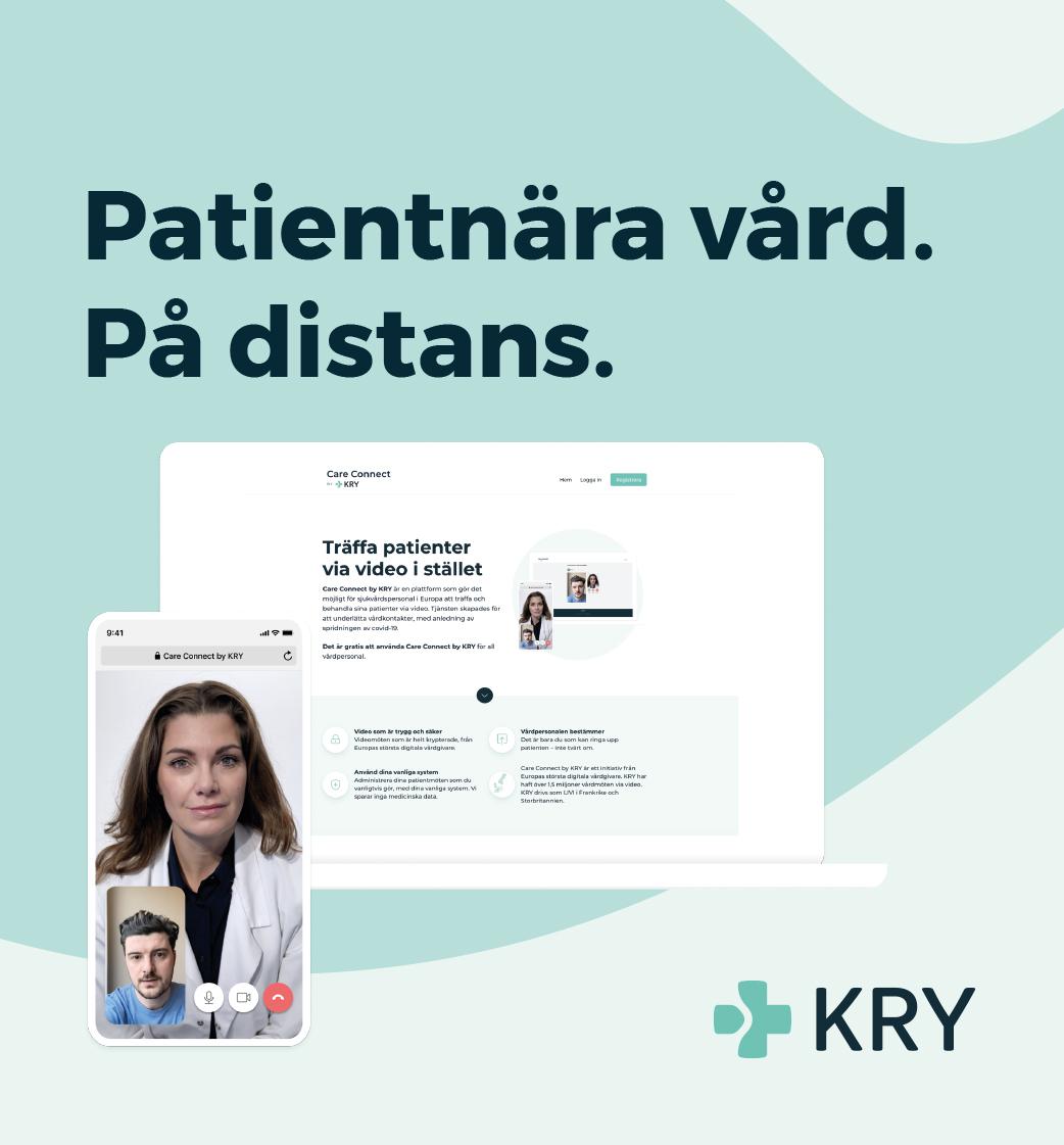KRY annons
