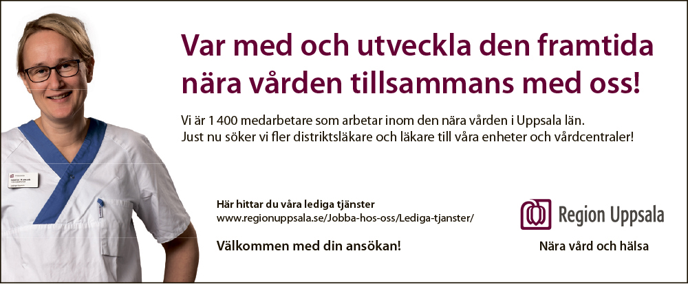 Uppsala annons