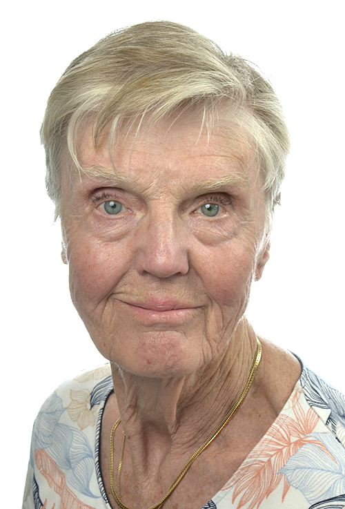 Barbro Westerholm (L), Sveriges äldsta riksdagsledamot.