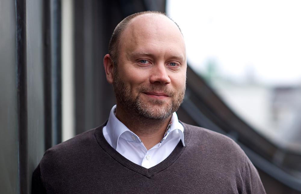 Tobias Perdahl, medicinsk chef på Doktor24.