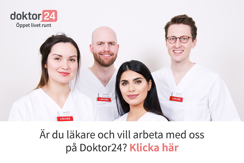 Doktor24 annons