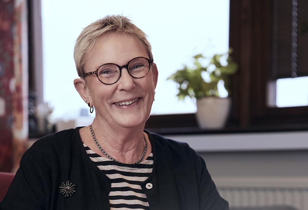 Katarina Berndtsson Blom, allmänläkare och VD för Ladulaas Kliniska Studier.