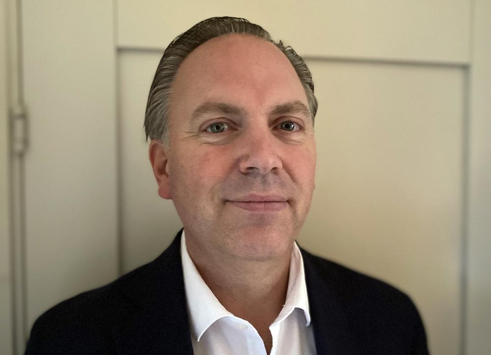 Torbjörn Hurtig, Regional Sales Manager på Nuance.